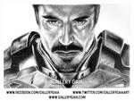Iron Man by GalleryGaia