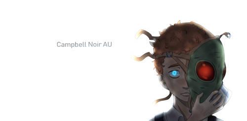 Campbell Noir AU - Neil