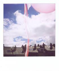 balloon. by MoshiMoshii