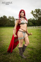 Red Sonja Power by Evejo