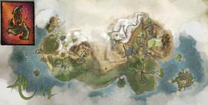 Hylia- The World of Zelda