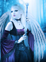 Angel of Magic by Marzarret