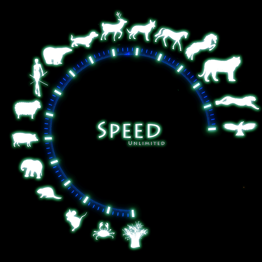 Speed Unlimited by Marzarret