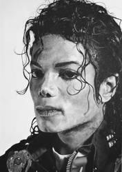 Michael Jackson Portrait by Veronique7