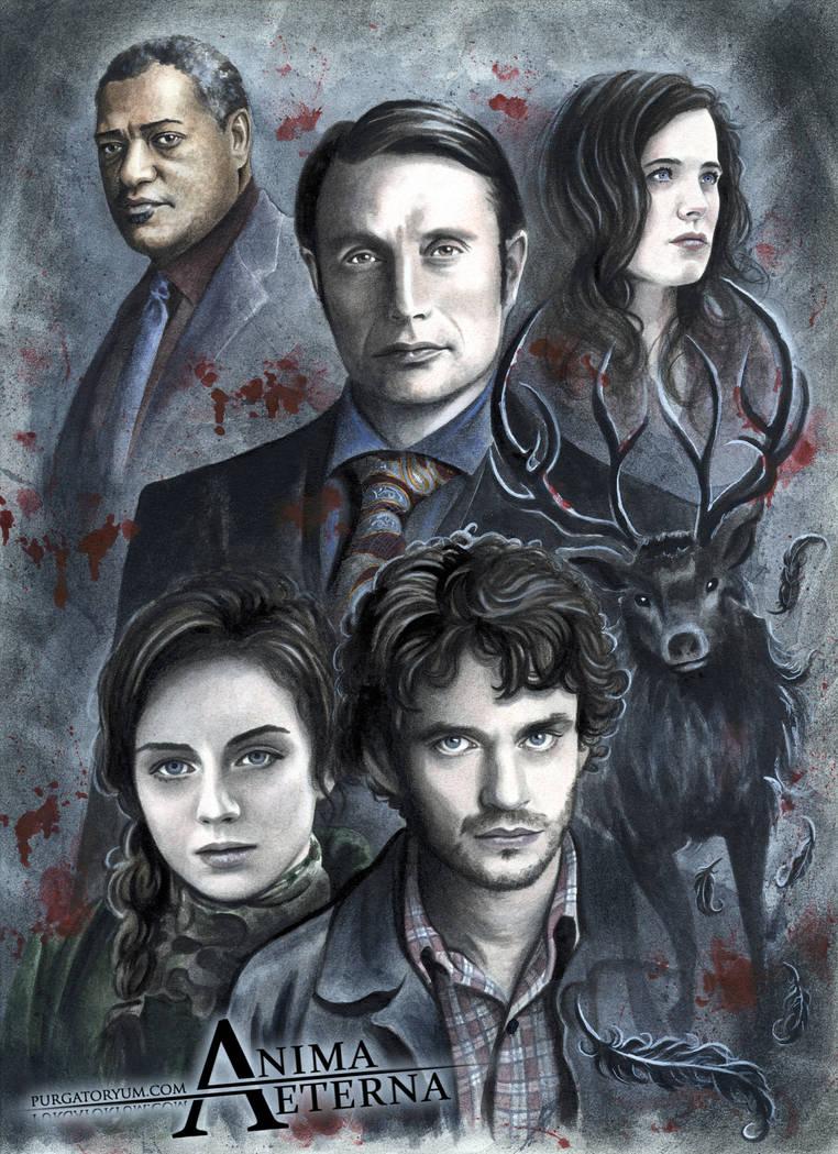 Hannibal Fan Art