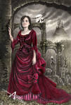 Commissioned Gothic Portrait
