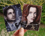 The X-Files ACEO Prints