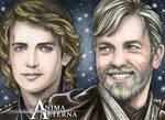 Commissioned - Anakin and Obi-Wan