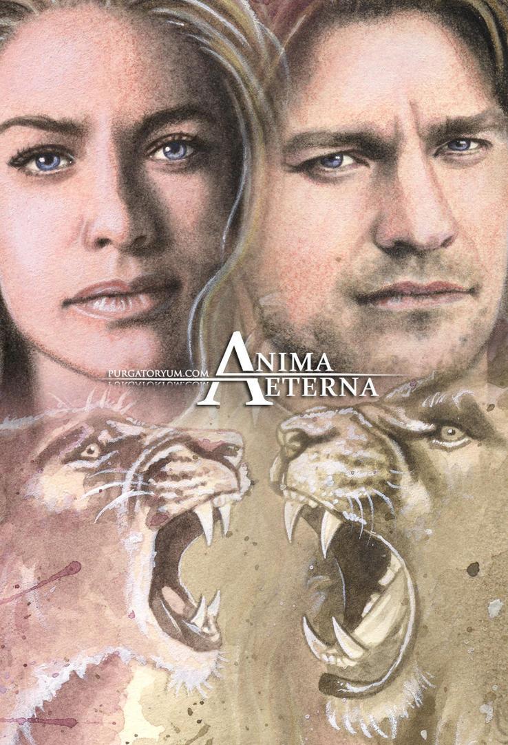 The Lion's Roar - CloseUp by AnimaEterna