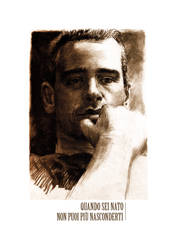 Poster Eros Ramazzotti by maximvs