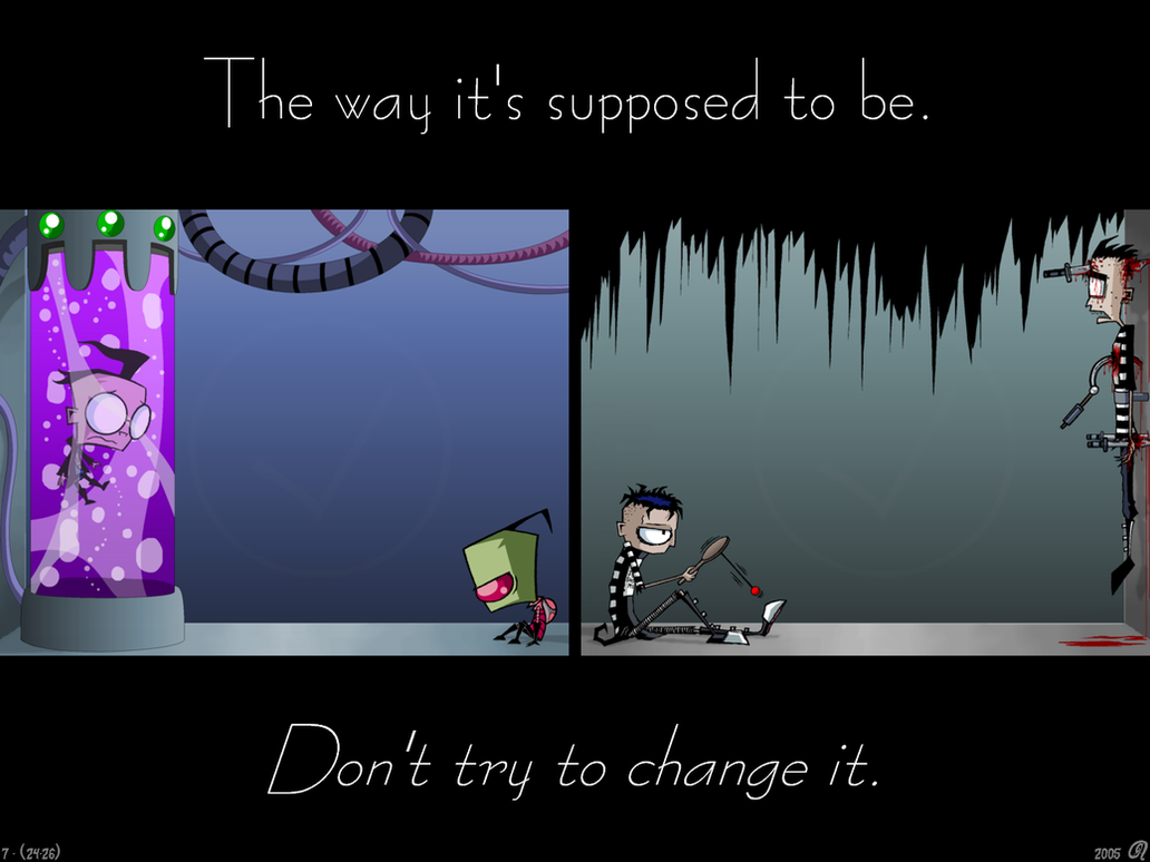 galeria (seh) Don__t_Try_To_Change_It__by_GalaxyDancer