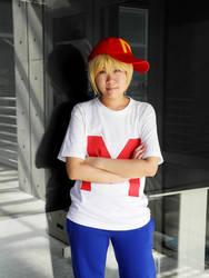 Mighty Max by shuujuu