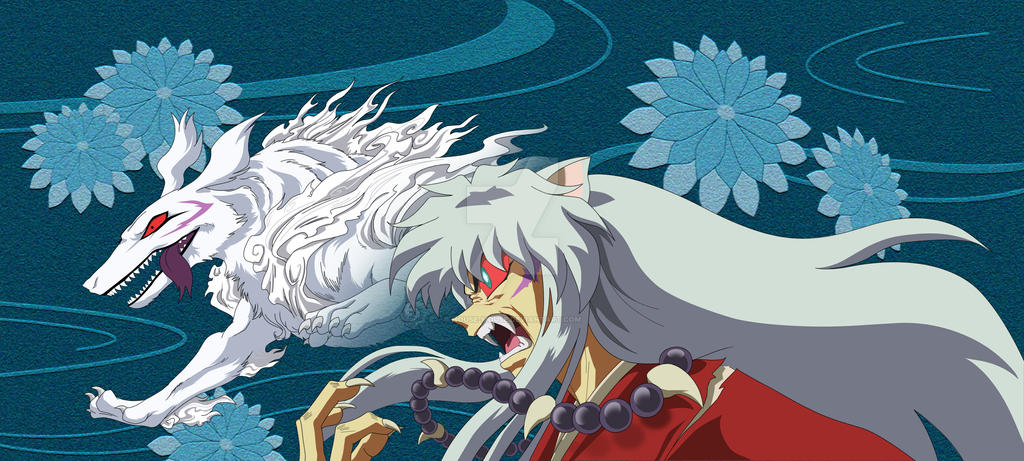 Sesshomaru Demon Form Puppy