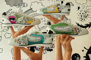 Stingermania Shoes by stingerstyler
