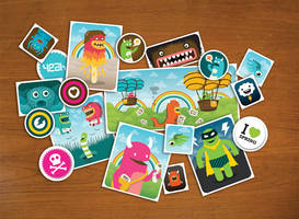 Stickerset Collage by stingerstyler