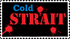 Cold Strait Stamp by coldstrait