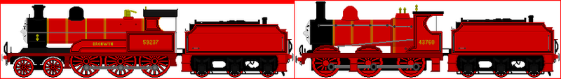 The Red Engines by RiverStationStudios