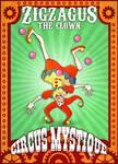 - Zigzagus the clown_Circus Manifest -