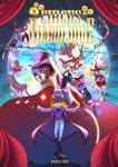 -Circus Diabolique_Official poster_100 Watchers- by CircusDiabolique