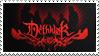 Stamp: Dethklok by no-more-refills