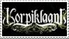 Stamp: Korpiklaani 02 by no-more-refills