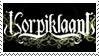 Stamp: Korpiklaani 02 by no-more-refills