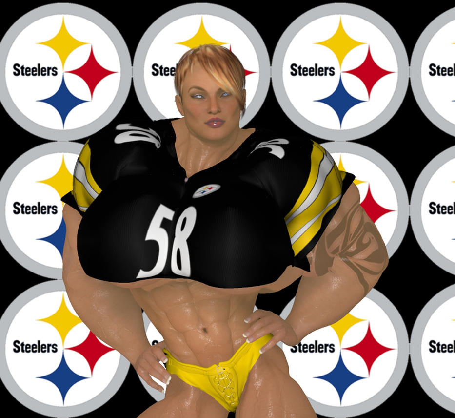 Her Steel Curtain By Angel Uriel15