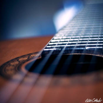 This Old Guitar by venicequeenf