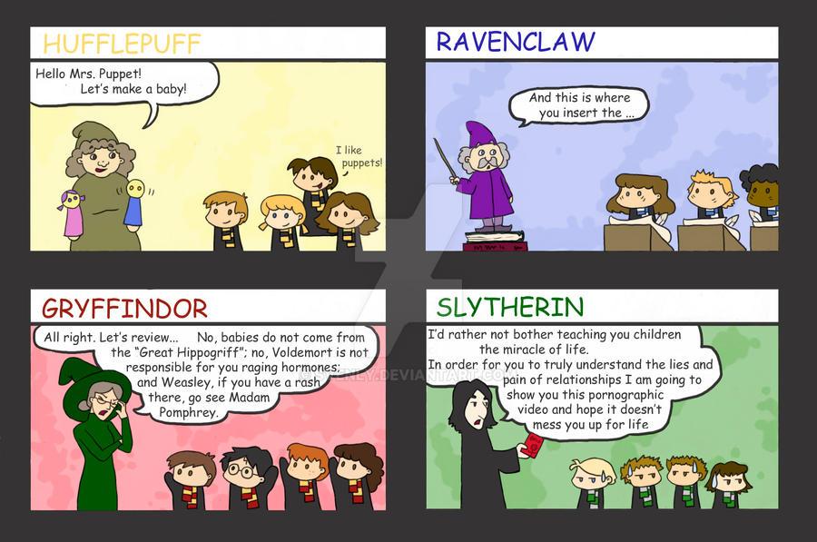 Hogwarts Sex-Ed by Svenly