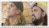Jay and Silent Bob Stamp by Svenly