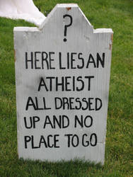 Atheist by ladynerd91