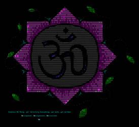 Omni Om by buddhascii