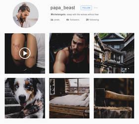 instagram_beast. by daddyish