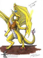 Suzi Dragonlady by Khyrsanth