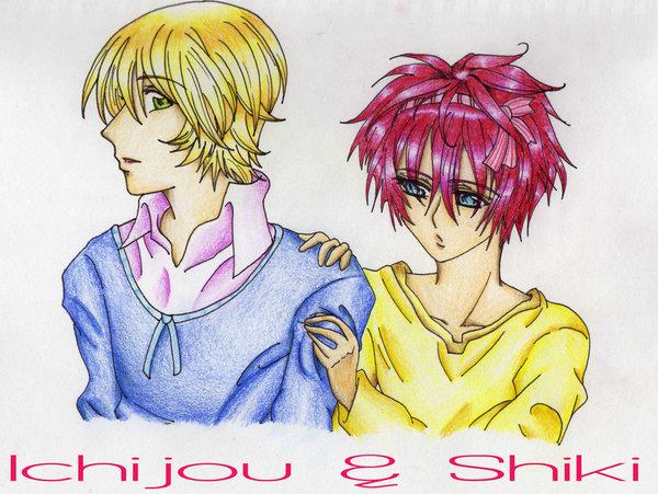 ::Ichijou and Shiki:: by HIMEH by shiki-x-ichijou-club