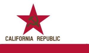 First Flag of Socialist California