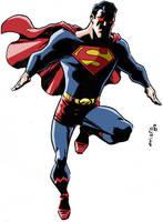 Superman 02 by dichiara