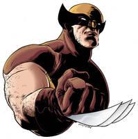 Wolverine by dichiara