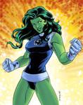 The Sensational She Hulk