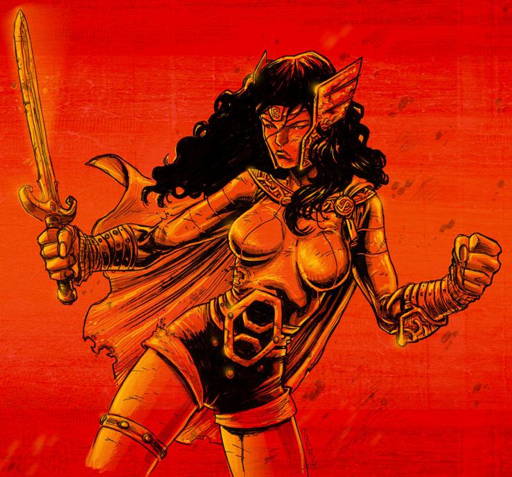 Las Super Chicas de Marvel [Parte Tres: S-Z]