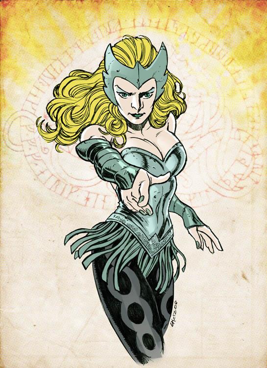 Thor Thursday by dichiara