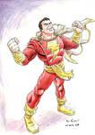 Captain Marvel for Evan