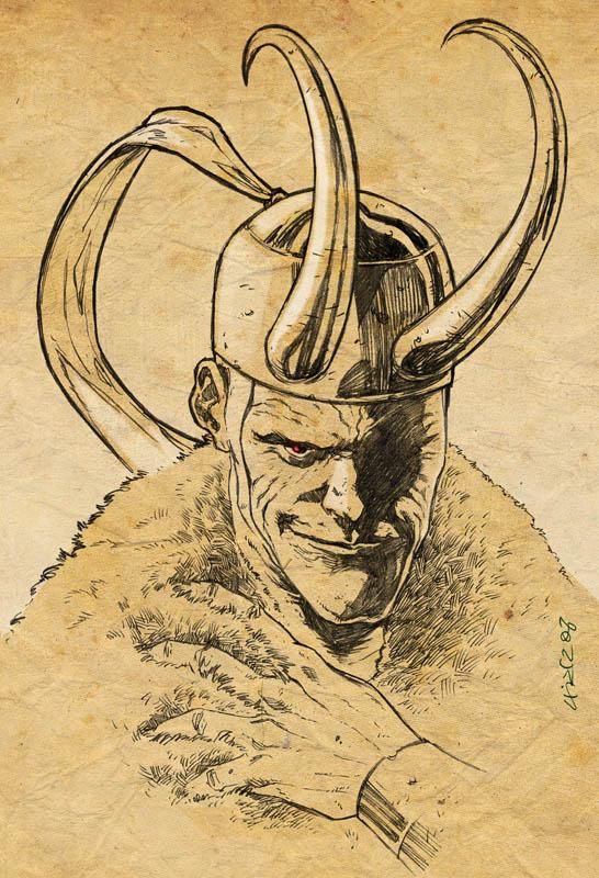 Thor Thursday 09 by dichiara