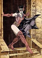Batman Monday 25 by dichiara