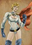 Power Girl 2009
