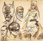 Batman Monday 28