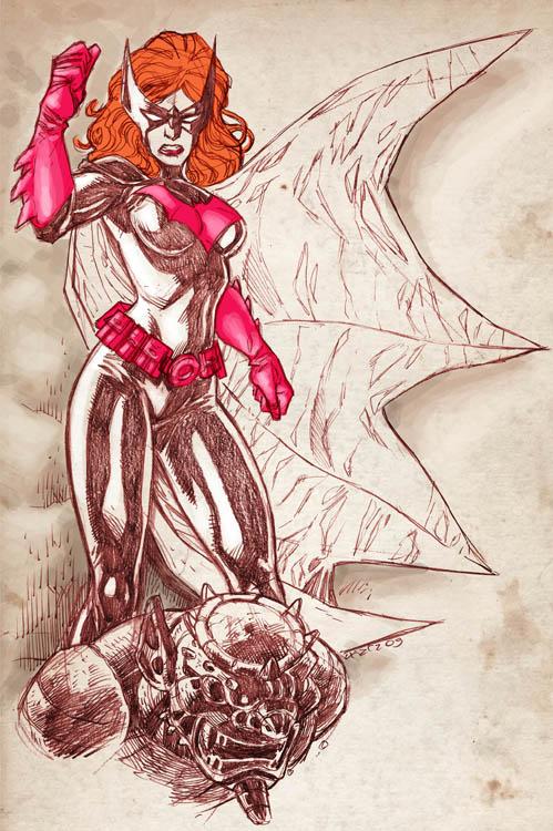 Batman Monday 30 by dichiara