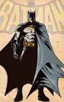 Batman Monday 32 by dichiara