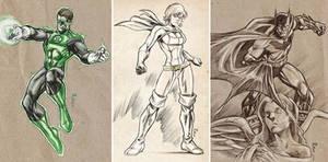 2010 Sketches by dichiara