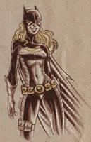 DSC - Batgirl by dichiara